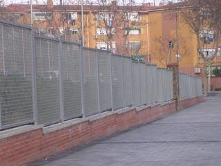 Vallas metalicas vallas vallas met licas metalicas for Vallas metalicas para piscinas