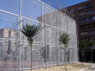 Vallas metalicas vallas vallas met licas metalicas - Vallas de proteccion ...